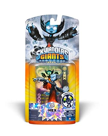 Skylanders Giants Lightcore Hex