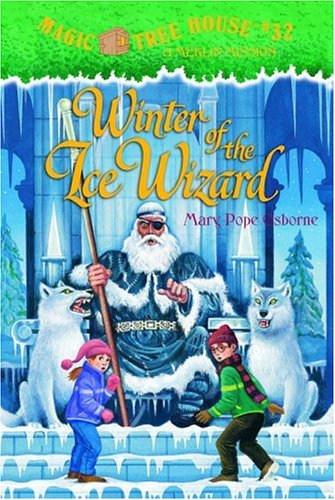 Winter of the Ice Wizard MTH#32