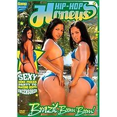 Hip-Hop Honeys: Brazil Boom Boom