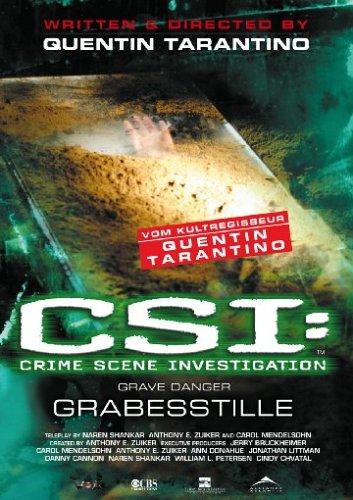 CSI: Crime Scene Investigation - Grabesstille