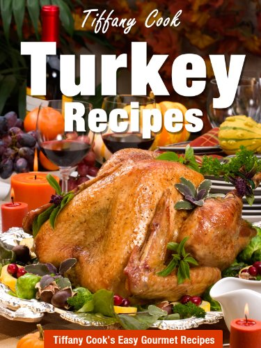 Turkey Recipes cover