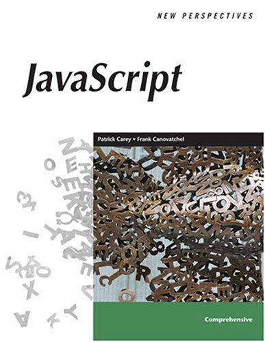 New Perspectives on JavaScript