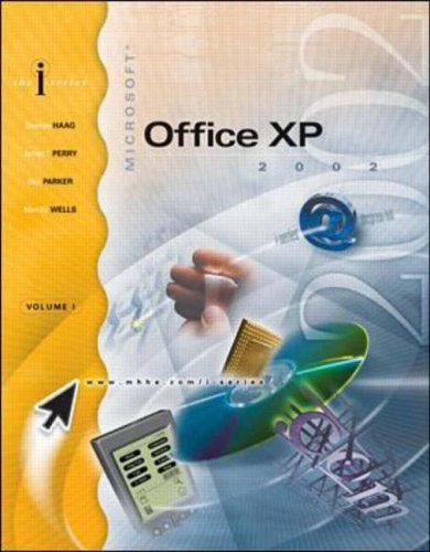 I-Series: MS Office XP, Volume I extended version