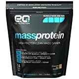 Top EQ Nutrition 1Kg Strawberry High Protein Weight Gainer Shake Drink On sale-image