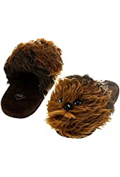 Star Wars Chewbacca Plush Slippers