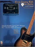 Great County Riffs For Guitar Vol. 1 Book/Cass. Pack (Great Country Riffs) (089524795X) by Chappell, Jon