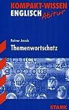Kompakt-Wissen Gymnasium - Englisch Wortschatz Oberstufe title=