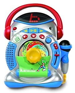 LeapFrog ABC Karaoke (The Learning Screen Karaoke) Bilingual