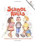 img - for School Rules (Rookie Choices) book / textbook / text book