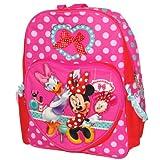 Disney ( ディズニー ) ミニーマウス リュック ピンク Make Up V2 Lサイズ 【並行輸入 インポート グッズ 雑貨】 A02600