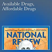 Available Drugs, Affordable Drugs Periodical by Paul Howard Narrated by Mark Ashby
