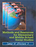 img - for Methods and Resources for Elementary and Middle-School Social Studies book / textbook / text book