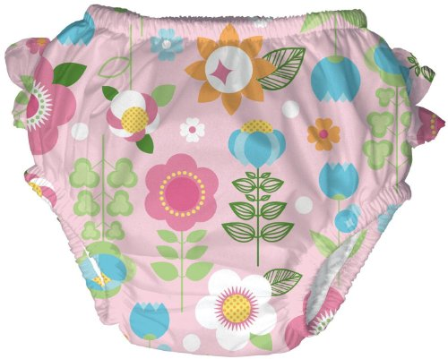 I Play. Swim Diaper,24 Months,Assorted Girl