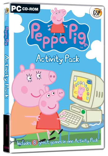 Peppa Pig Activity Centre (PC CD)