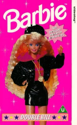 Barbie - Rockin' Back to Earth/Out of This World [VHS]