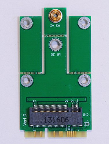 Bplus M2Mu2 : M.2(Ngff) To Usb Type Mini Pci-E Adapter