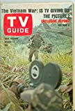 1966 TV Guide Oct 1 Vietnam - Iowa Edition Excellent (5 out of 10) Lightly Used by Mickeys Pubs