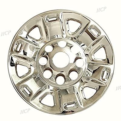 "11-13 Nissan NV Cargo 17"" Chrome Wheel Skin"