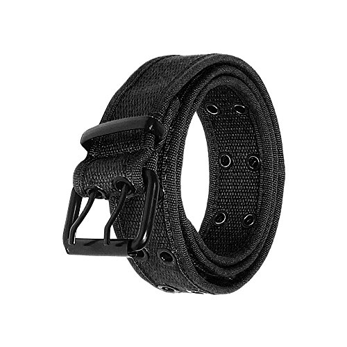 Canvas Belt Color 2043-Black-XL (Jean Belts For Men compare prices)