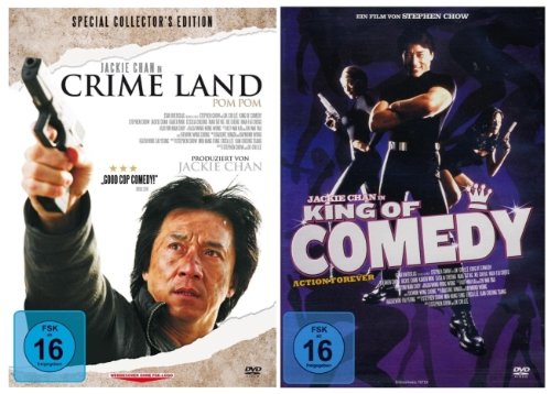 Die grossartige JACKIE CHAN Collection [3 DVDs]