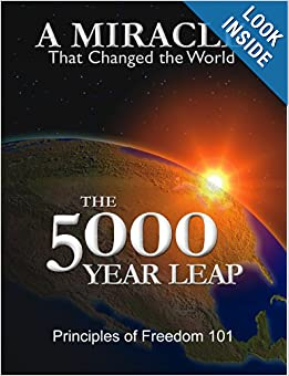 The 5000 Year Leap (Original Authorized Edition) by W. Cleon Skousen