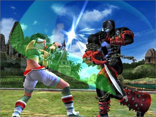 ソウルキャリバーII (Xbox)