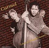 echange, troc Carmel - Live at Ronnie Scott's