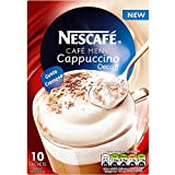 Nescafe - Cafe Menu - Cappuccino Decaff - 150g