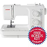 Janome Magnolia 7318 Sewing Machine w/ FREE BONUS Package!