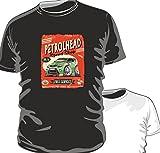 Koolart Petrolhead Speed Shop Ford Focus RS mens t-shirt Black Medium 38-40