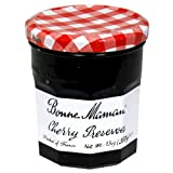 Bonne Maman Cherry Preserves, 13-Ounce Jars (Pack of 6) ~ Bonne Maman