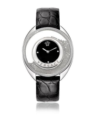 Versace Reloj con movimiento cuarzo suizo Destiny 86Q99D008S009 Negro 39 mm