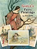 img - for Goble's Fairy Paintings: 24 Art Cards (Dover Postcards) book / textbook / text book