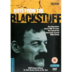 'Boys from the Black Stuff' DVD cover, via Amazon.