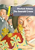 Sherlock Holmes: The Emerald Crown (Dominoes, Level One)