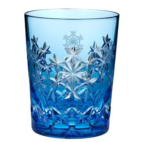 Waterford Drinkware, Snowflake Wishes For Goodwill Prestige Double Old Fashioned Glass By Waterford