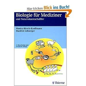 eBook Cover für  Biologie f xFC r Mediziner und Naturwissenschaftler