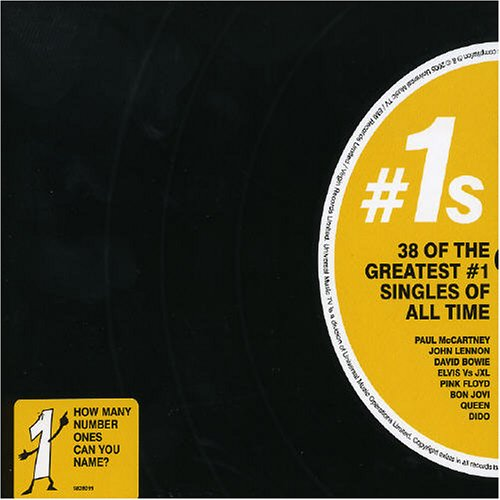 Various Artists - The Greatest Number 1 Singles [UK] Disc 2 - Zortam Music