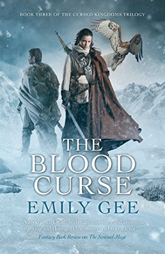 The Blood Curse (Cursed Kingdoms Trilogy)