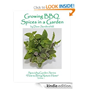 Growing BBQ Spices in a Garden (Specialty Garden Series)