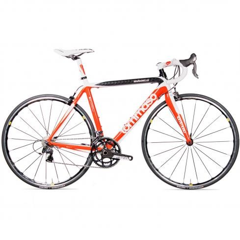 Tommaso Maranello Road Bike (Race Carbon)