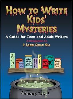 how to write a mystery novels