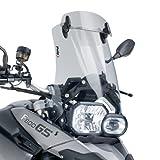 Tourenscreen mit Luftspoiler BMW F650GS/F800GS 08-13 light tinted 30% screen