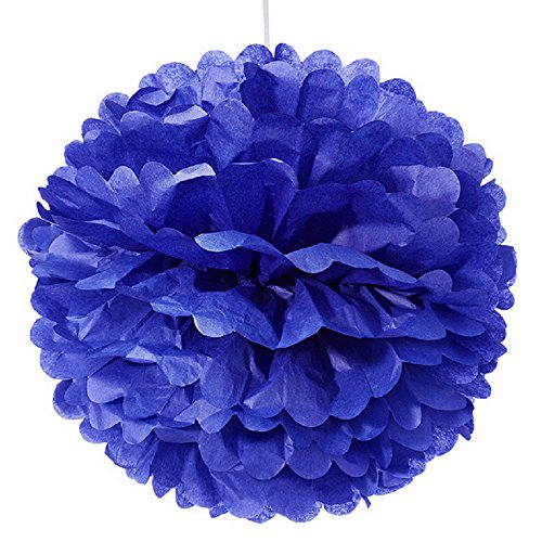 Weddingstar-Paper-Pom-Pom-Large-Indigo