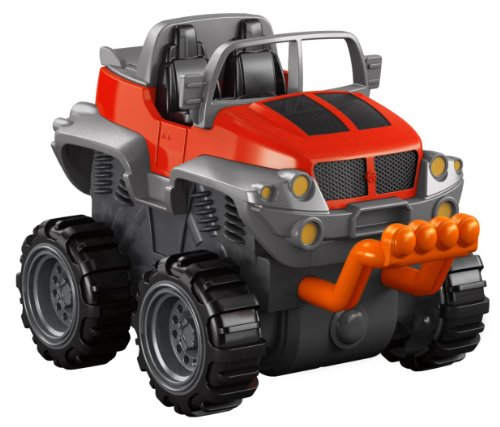 Fisher-Price Shake 'n Go! Off-Road Dune Racer (Monster Trucks For Toddlers compare prices)