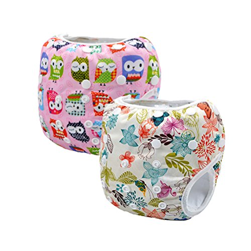 Storeofbaby-2pcs-Reusable-Baby-Swim-Diapers-Pack-of-2