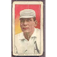 1909 E95 Philadelphia Caramel Chief Bender A's Fair 180525 Kit Young Cards