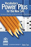 Vocabulary Power Plus for the New SAT - Book Two: 2