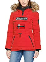Geographical Norway Abrigo Boonshine (Rojo)