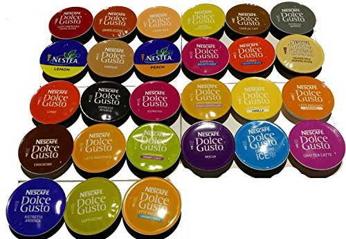 38 pod dolce gusto pods every flavour variety pack 1x. Black Bedroom Furniture Sets. Home Design Ideas